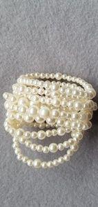 Jewelry - NOT FOR SALE --- Pearl Bracelet